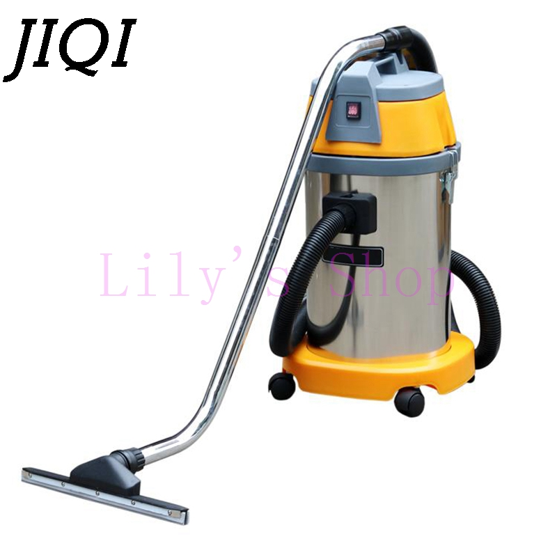 Commercial High Power Vacuum Cleaner 1500W 30L Wet And Dry Vacuum Sweeper Suction Machine Aspirator Dust Catcher Collector