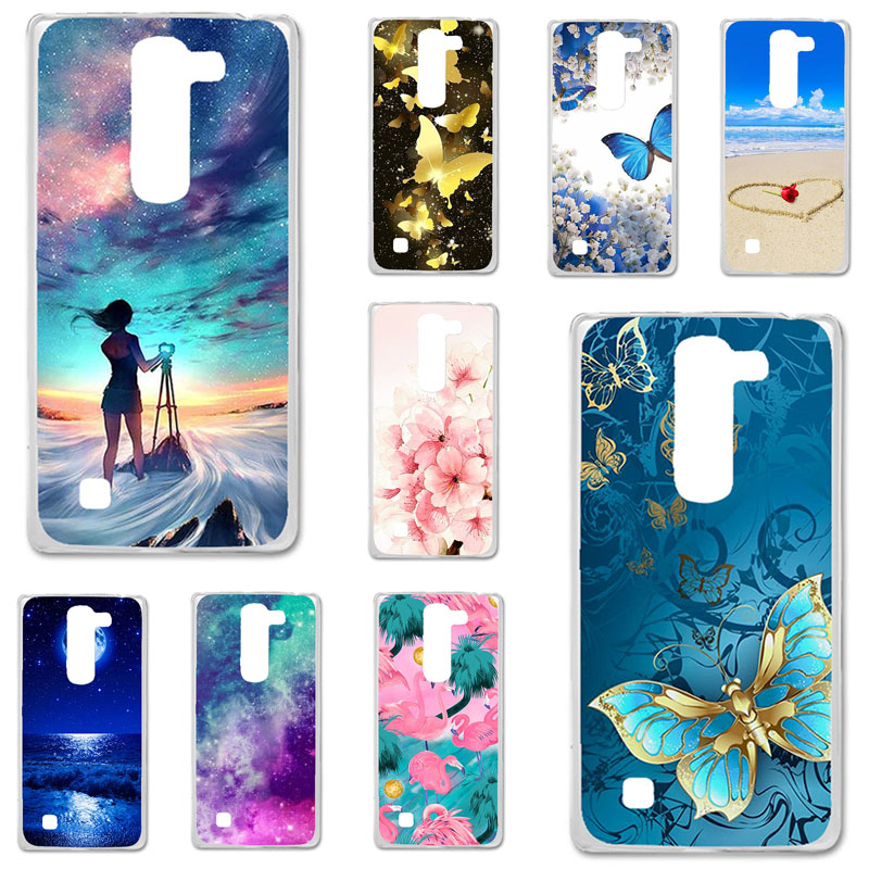 TPU Cases For LG Optimus G4 Mini Case Silicone Bumper For LG Magna C90Y90 Volt 2 LS751 G4C H525N 5.0 inch Phone Cover image