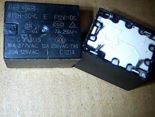 812h-1c-c 12vdc схема