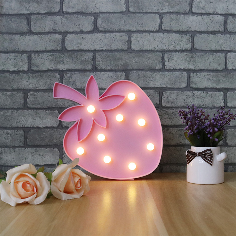 Online Shop Decorative Letters Light Star Shape LED Modern Wall ...