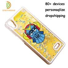personalize liquid glitter phone case for oppo series unicorn star glitter case for oppo R7 Plus R9 plus neo 7 a33 a37 a53 DIY