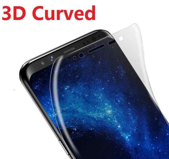3D Curved Full Cover Ultra Thin PET Screen Protector For Samsung Galaxy Note 8 S9 S8 Plus/S8/S7 Edge/S6 Edge Plus Scratch Proof