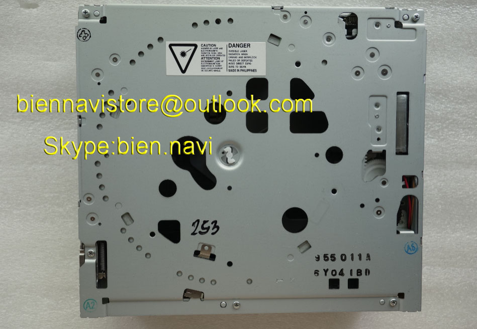 Новый тест ОК MIT 6 устройство ввода компакт диска для XC90 S40 S60 S80 subaru Алекс 300C