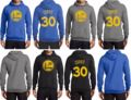 autumn winter Men hooded Stephen Curry sweatshirt coat hedging long-sleeved hoodies No. 30 leisure jacket