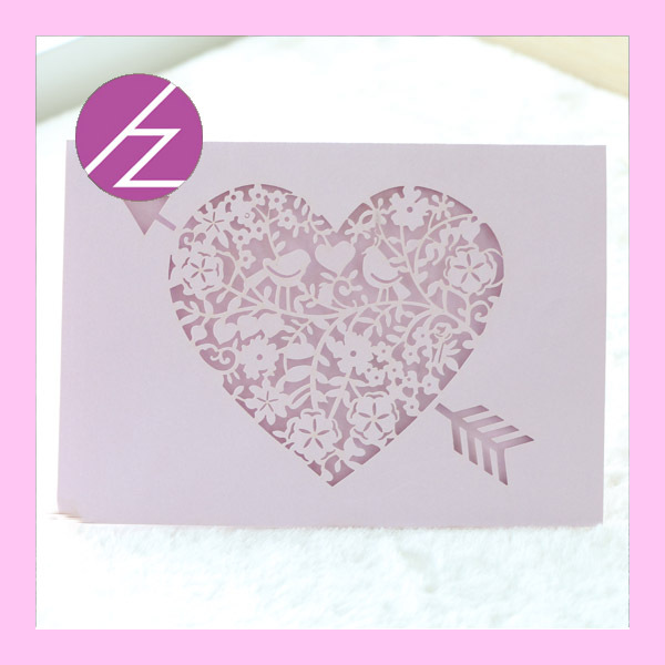 100pcs happy birthday cards wedding cards laser cut design cheap wedding cards qj 136 in cards invitations from home garden on aliexpresscom alibaba - Cheap Birthday Cards