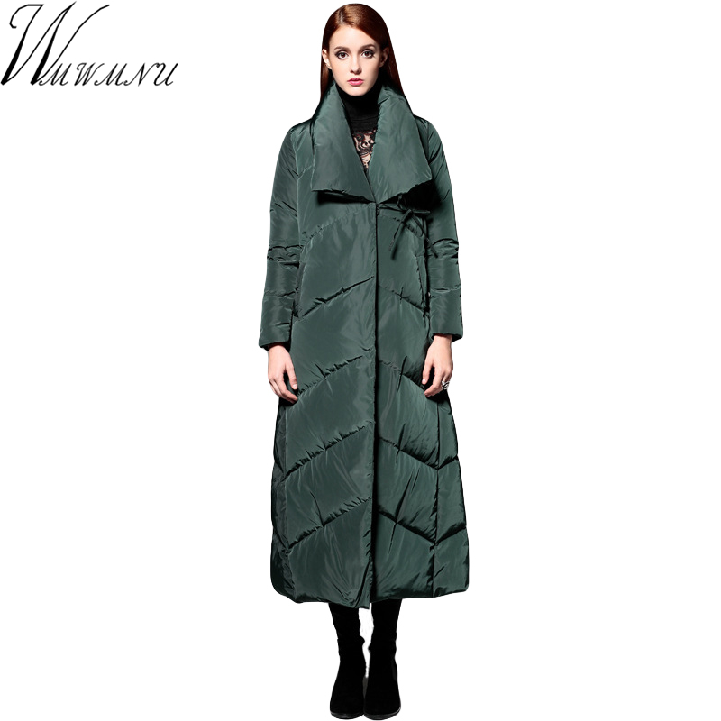Wmwmnu winter Women Parkas jackets With Hood Warm High-quality Cotton-padded Jacket European Windproof Women Quilted Coat ls284