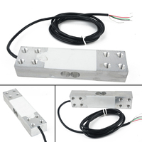 1pc Portable Electronic Balance Platform Scale Load Cell Weight Weighing Sensor 200kg 5V 12VDC Mayitr Precision
