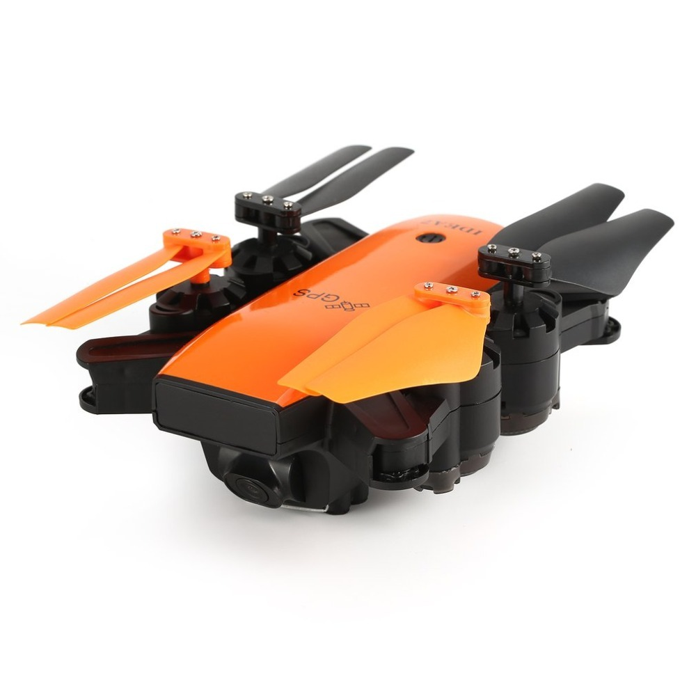 Le-idea IDEA7 2.4G RC Drone Foldable Quadcopter with 720P Wide Angle Wifi Camera GPS Altitude Hold Headless One Key Return idea7 2 4g rc drone foldable quadcopter with 720p wide angle wifi camera gps headless altitude hold one key return