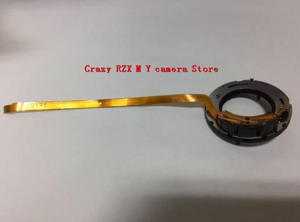 Lente de apertura grupo Cable Flex para Canon EF 70-300mm 70-300mm f/4- 5,6 es parte de reparación de USM