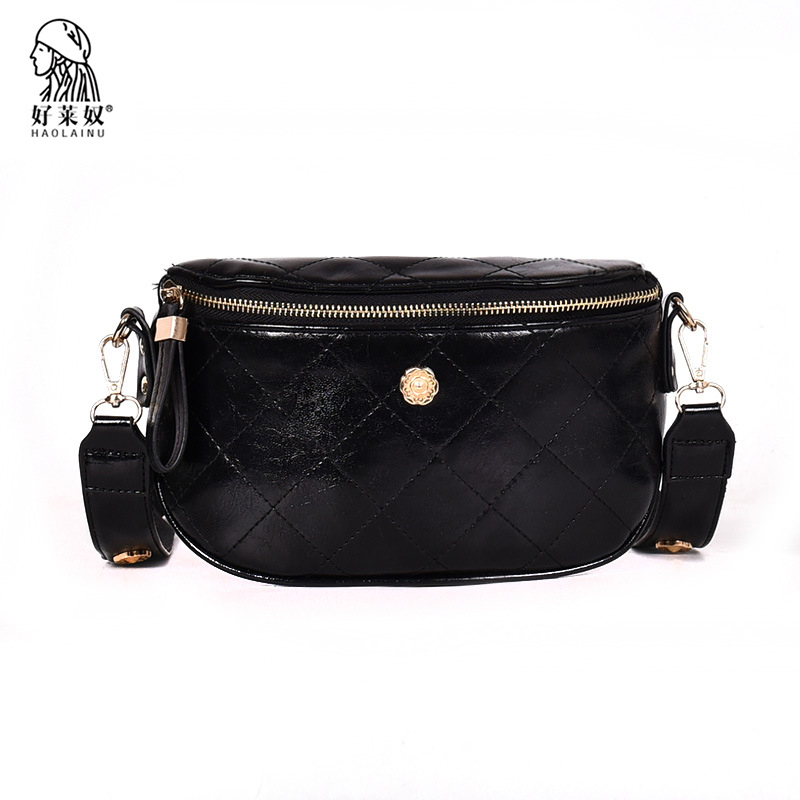 Luxury Waist Bags Women Designer Fanny Pack Belt Fashion Leather Phone Bags Small Chest Belt Bag Travel Fanny Waist Pack Heuptas