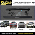 OEM running board side step foot bar for Rang Rover/Discovery Sport/Discovery 4,3/Freelander 2/Evoque,ISO9001 quality,wholesale