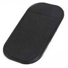 1 шт. Nano автомобильный волшебный Противоскользящий Автомобильный интерьер Аксессуары для мобильного телефона Mp3 mp4 gps Противоскользящий автомобильный Липкий Противоскользящий коврик