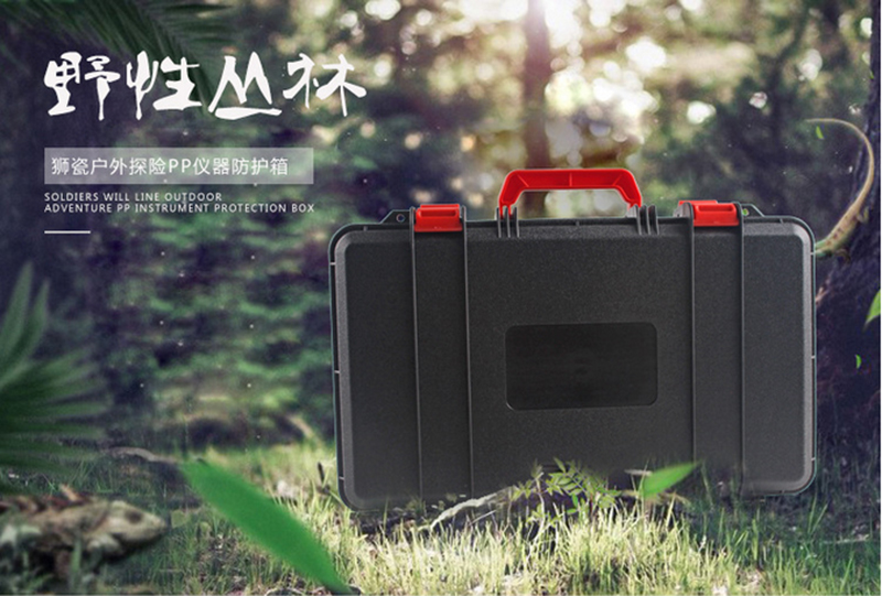 Universel Plastique Valise Boîte à outils excellentx 40150 case valise en plastique