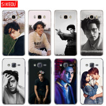 silicone cover phone case for Samsung Galaxy J1 J2 J3 J5 J7 MINI 2016 2015 prime American TV Riverdale Cole Sprouse(China)