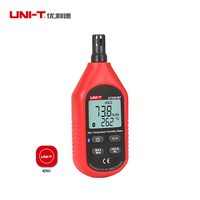 UNI T UT333BT Mini Thermometer Hygrometer Digital Bluetooth Temperature Humidity Meter LCD Moisture Gauge Sensor UT333 upgraded