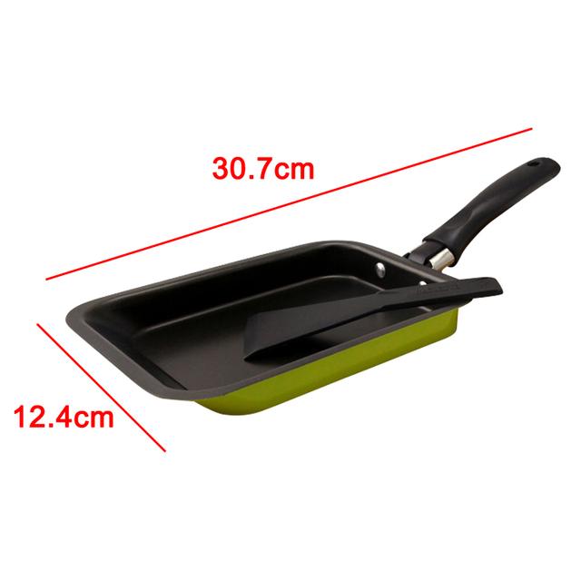 Rectangular Non-stick Frying Pan