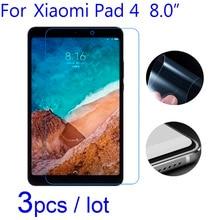3 pcs Soft Screen Protectors voor Xiao mi mi pad 4 Plus clear/Matte/Nano anti Explosie beschermende Film voor Xio mi mi pad 4 4 + tablet