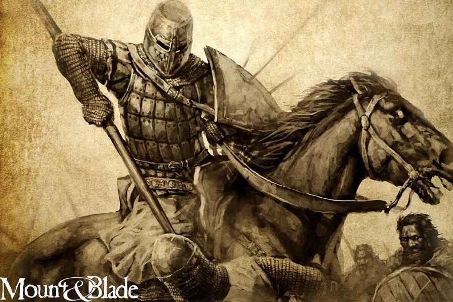 Il Walhalla MONTAGGIO-E-la-LAMA-font-b-fantasy-b-font-guerriero-armatura-cavaliere-cavallo-di-battaglia-di