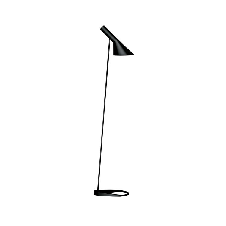Modern Creative Louis Poulsen Metal Aj Floor Lamp By Arne Jacobsen Reading Lamp For Living Room Bedroom Bar Deco 1057