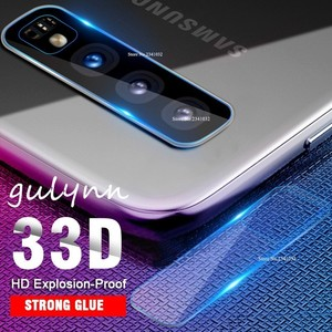 For Samsung Galaxy A50 A30 A10 A70 A 40 20 A60 2019 33D Camera Lens Screen Protector Film on J4 J6 Plus Back Lens Film Cover(China)