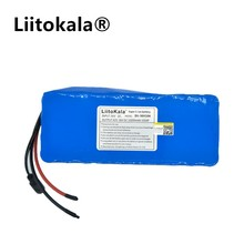 HK Liitokala 36 V 10ah Lithium Battery High Capacity Mass package + do not include 42 v 2A chager