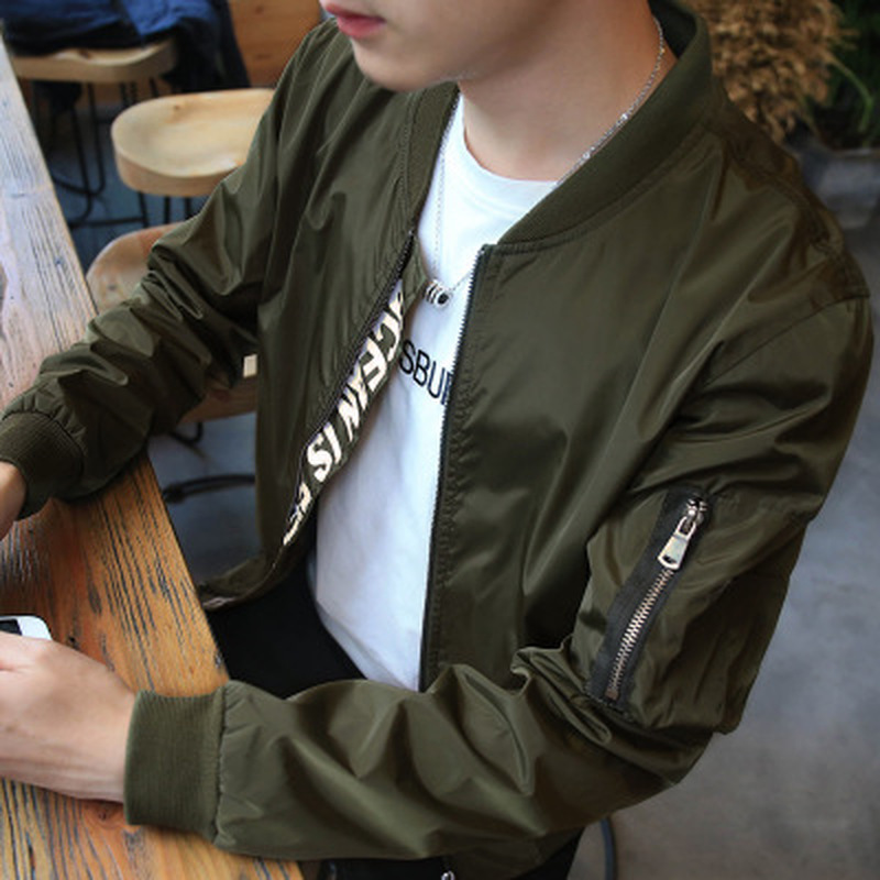 ZOGAA Men's Baseball Jackets 2019 Fashion Spring Autumn High Quality Letter Printed Jackets Slim Plus 4XL Hip Hop Jackets Men(China)