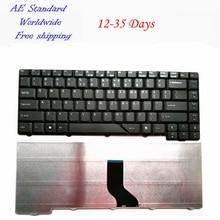 """ארה""""ב שחור חדש אנגלית מקלדת מחשב נייד עבור Acer 4710 4710Z 4712 4712G 4290 4720 4720G"""