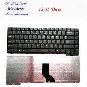 Image 1 - US Black New English Laptop Keyboard For Acer 4710 4710Z 4712 4712G 4290 4720 4720G