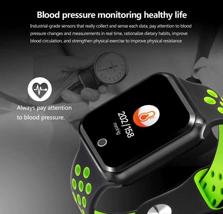 LEMFO 2019 Smart Watch Women Men Sport Modes Bluetooth