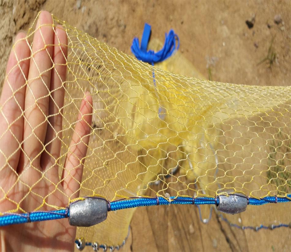 Lawaia 2,4-4,2 μ. Αμερικάνικο Σήραγγα Καθαρό - Αλιεία - Φωτογραφία 6