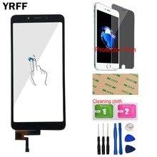 """โทรศัพท์มือถือ Touch Screen Digitizer สำหรับ Xiaomi Redmi 6A หน้าจอสัมผัส 5.45 """"เซ็นเซอร์กระจกทัชแพดแผงอะไหล่ซ่อม + ของขวัญ"""