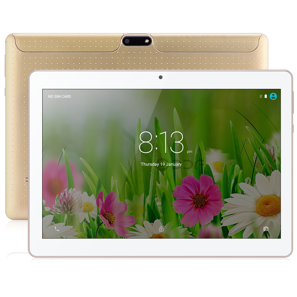 3G phone Tablet pc 10 Inch Android 6.0 Quad Core 2G+16G WiFi GPS Android Tablet WiFi Bluetooth GPS IPS Tablets 7 8 9 10(China)