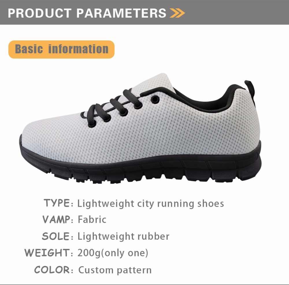 91c4fa89d ... INSTANTARTS ветеринар кроссовки 2018 Новый Дизайн Для женщин  Повседневное сетки обувь на плоской подошве женские модные ...
