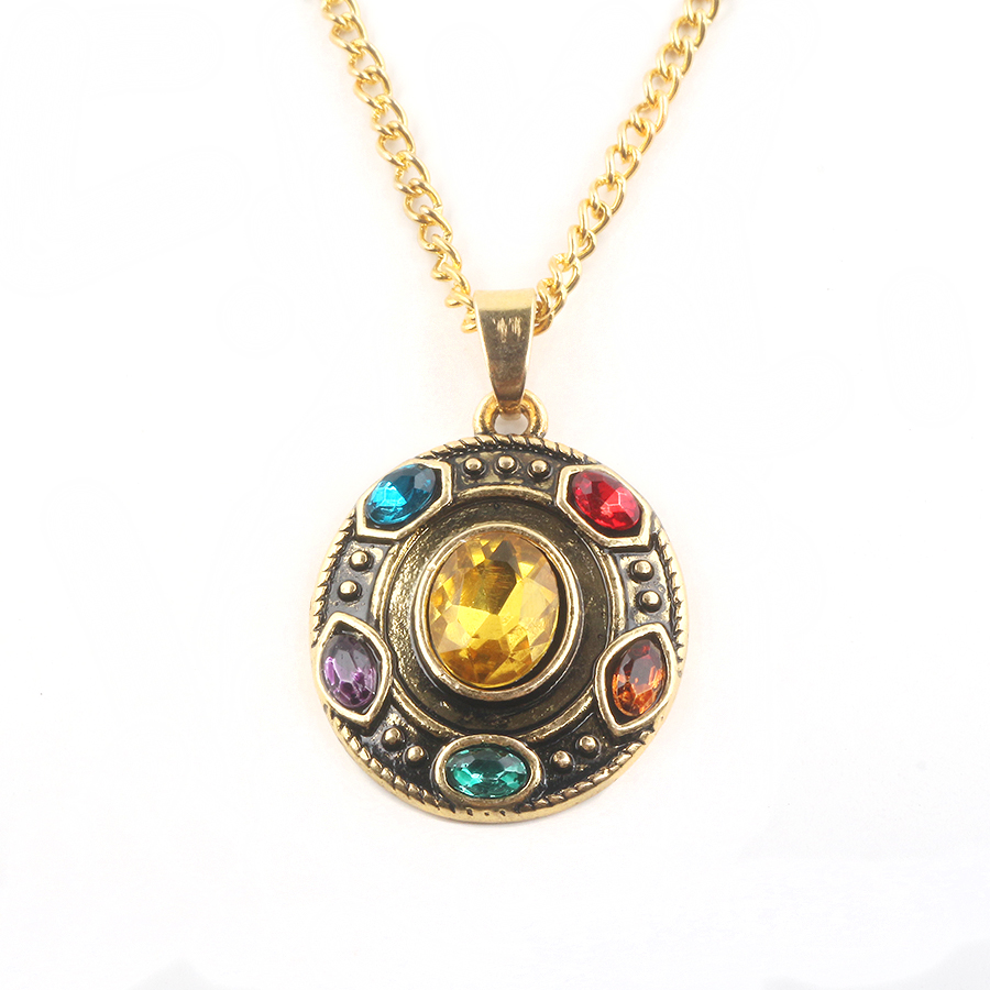 marvel infinity stones necklace
