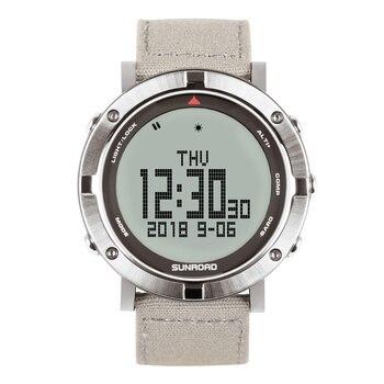 bfaf5569a5f1 SUNROAD hombres Reloj Digital de brújula