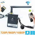HQCAM 5.0MP 720P 960P 1080P Audio WIFI IP Kamera indoor Drahtlose Überwachung Home Security Kamera Onvif TF karte Slot APP CAMHI-in Überwachungskameras aus Sicherheit und Schutz bei