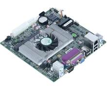 New Original Mini-ITX Mainboard For Intel D525 CPU IPC SBC Embedded Motherboard with 2*COM 1*LAN LPT PS/2 For POS ATX power(China)