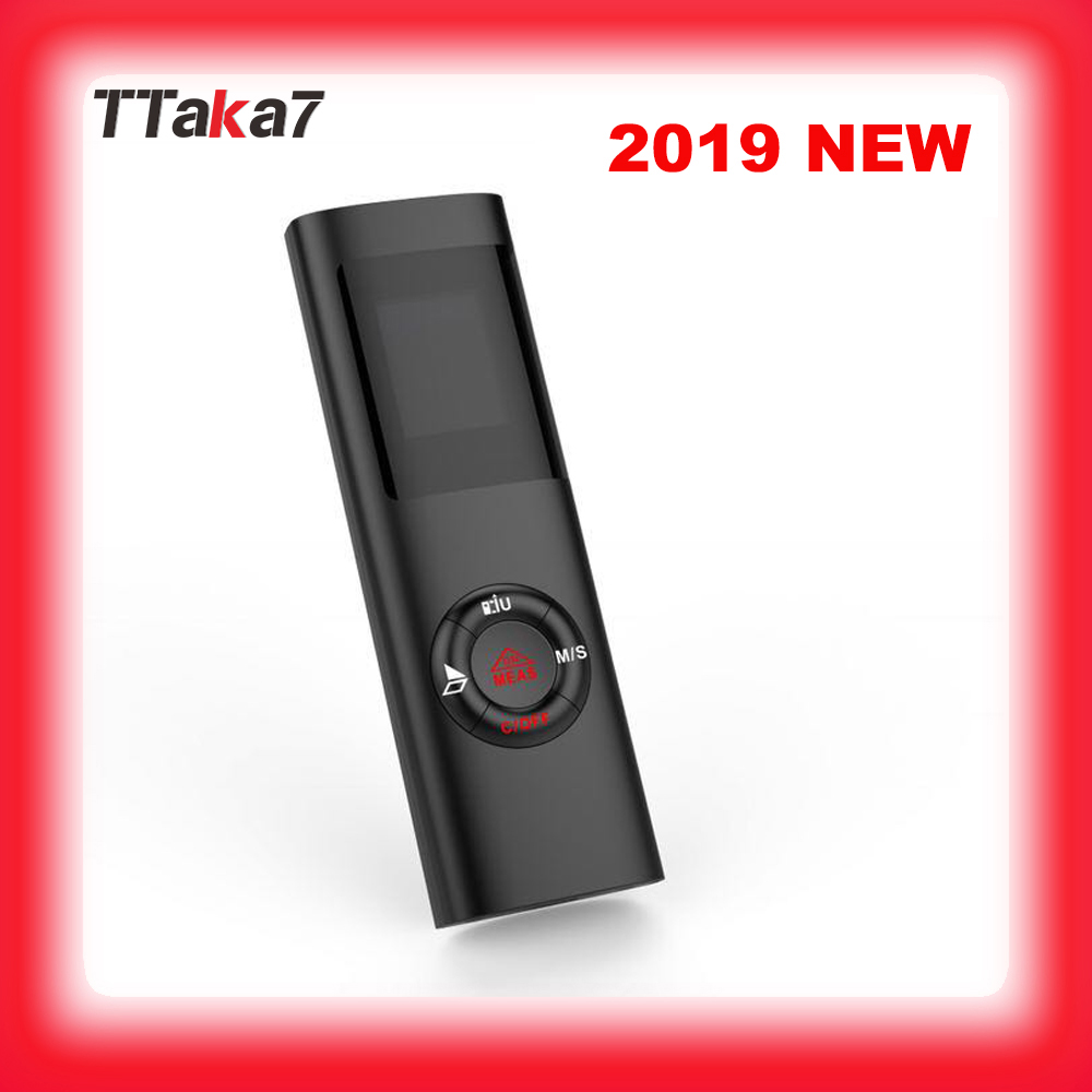 2019 NEUE Upgrade Mini Laser-entfernungsmesser 40 M Laser-distanzmessgerät professionelle Laser band roulette messen metro entfernungsmesser