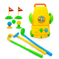 Fun Young Golfer Sports Toy Kit for Boys &Girls Promotes Physical & Mental Perfect Outdoor Play Golfer For Children 5.31