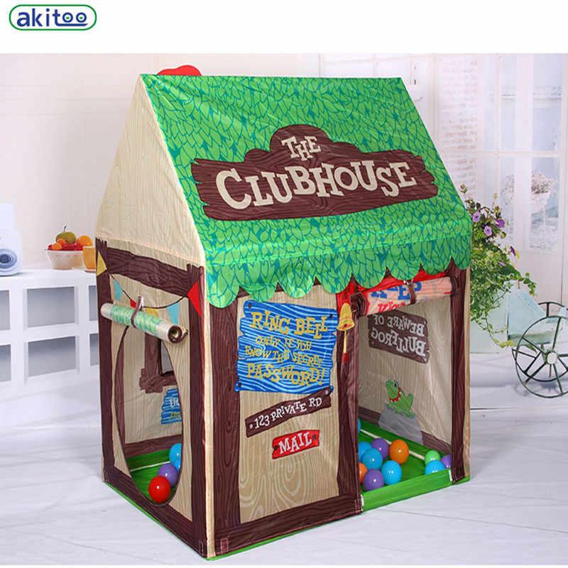 Новое поступление, очень большой игровой домик, портативная детская палатка для использования в помещении и на улице, игрушечный домик для мальчиков, домашние палатки для детей, игра в подарок