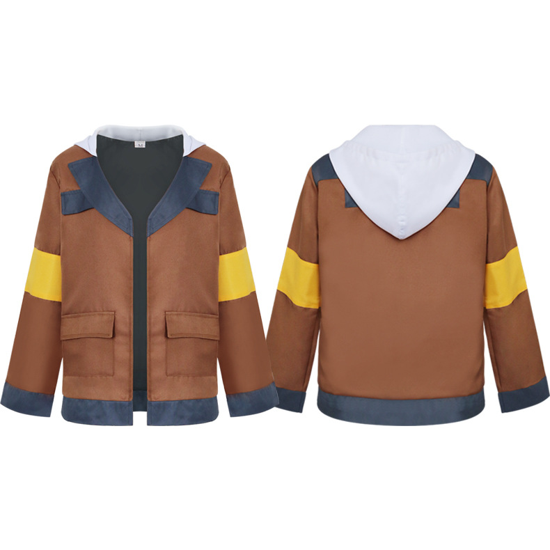 Voltron Cosplay Legendary Defender of the Universe Lance Charles McClain Adult Men Women Full Set Halloween Cosplay Costume