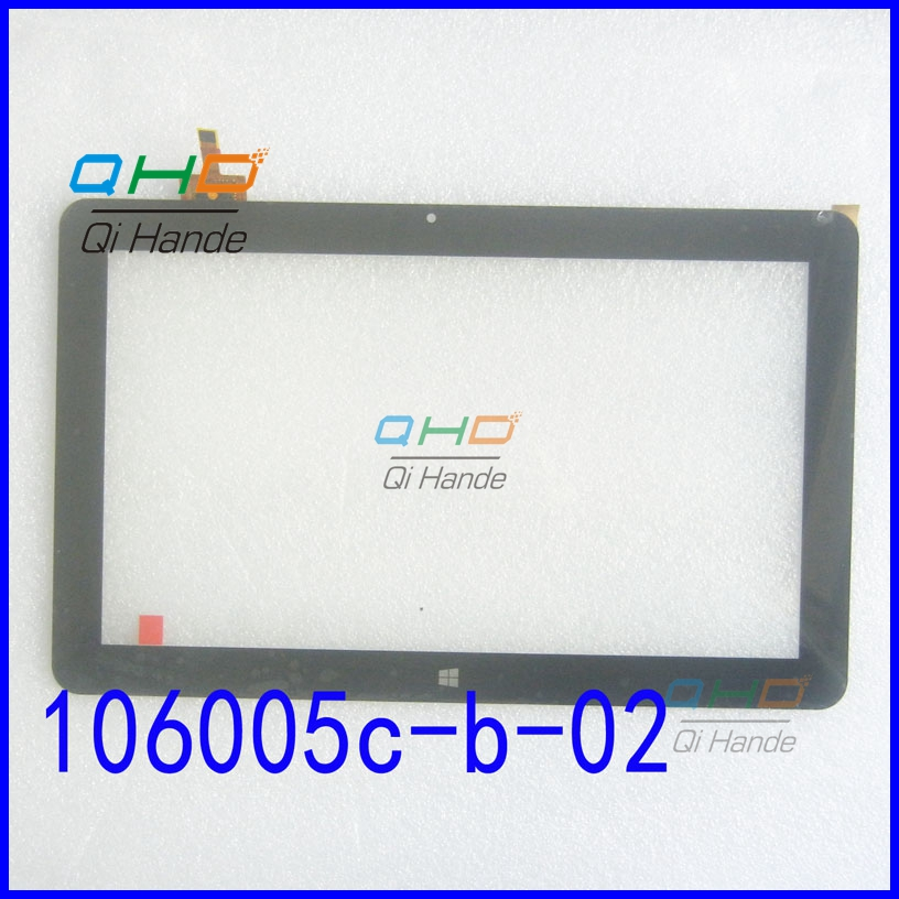 New 10.1 inch  Touchscreen Panel  For Oysters T104W 3G Tablet