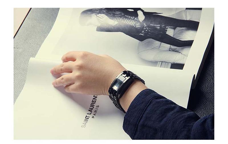 SKMEI Watch Men 2019 Top Creative Men\`s Waterproof Digital Watches Display Lover\`s Male watches relogio masculino (13)