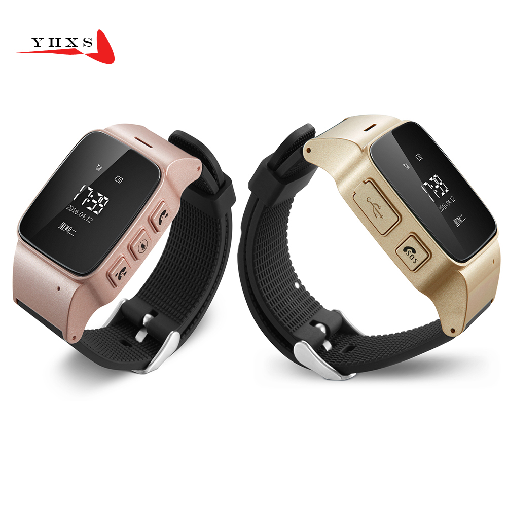 Smart GPS LBS Tracker Watch for Elderly People Children Wristwatch with SOS Call Safe Anti Lost Remote Monitoring Watch PK T58 wireless service call bell system popular in restaurant ce passed 433 92mhz full equipment watch pager 1 watch 7 call button