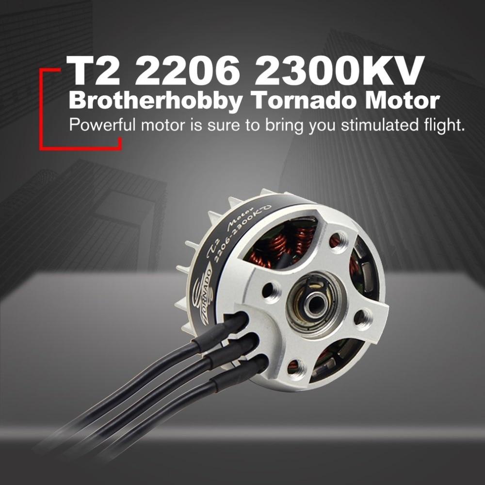 Brotherhobby Tornado T2 2206 2600KV Brushless Motor for FPV RC Drone UAV IV Sonstige