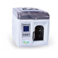 1 ADET yüksek kaliteli 220 V Akıllı Banknot Binder Paketleme Makinesi Para Packer Para not kağıdı Ciltleme Makinesi