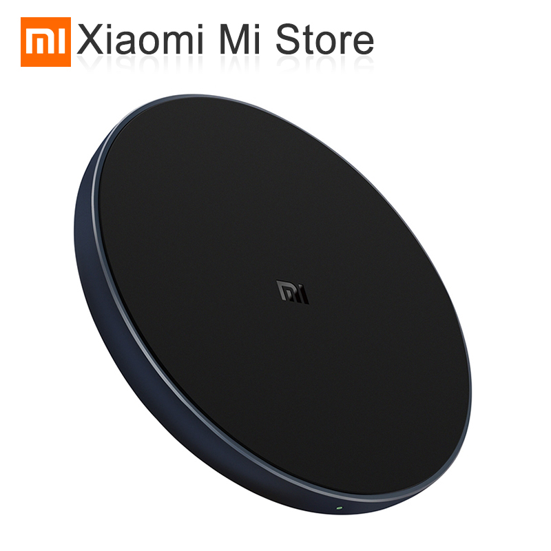 Xiaomi Wireless-Charger iPhone Xs Samsung S10 Qi Mi-Mix 10W Smart Type-C for Max 2S