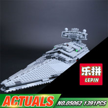 Lepin 05062 Star Series War The Super Star Fighting Destroyer Set Educational Building Blocks Bricks Compatible