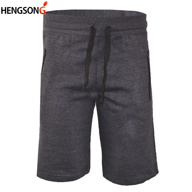Summer Men Shorts Fashion Lace Up Breathable Male Casual Shorts Brand Comfortable Plus Size Fitness Short Cool
