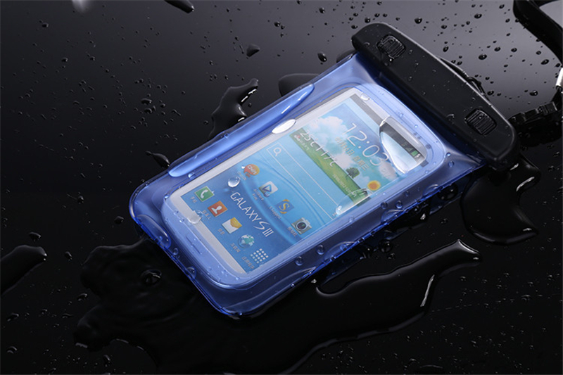 Universal phone waterproof bag carcasas coque capa de capinhas a universal phone waterproof bag carcasas coque capa de capinhas a prova dagua para celular for iphone 4 5s 5c 6 plus meizu lg g3 in phone pouch from thecheapjerseys Images
